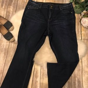 🔥Lane Bryant Boot Cut Size 26 Tummy Tech🔥